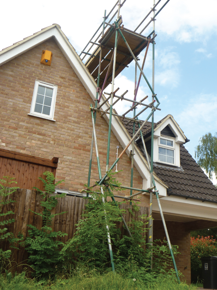 Scaffold Tower Hemel Hempstead Safe Access Scaffolding