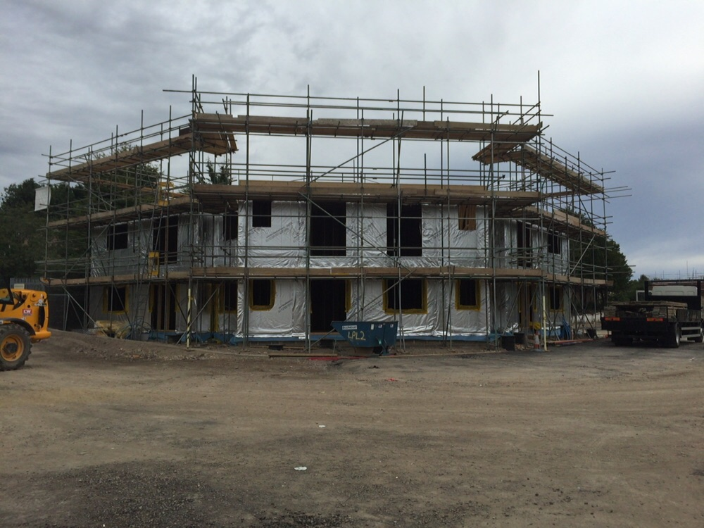 Timber Frame Scaffolding Harpenden, Hertfordshire